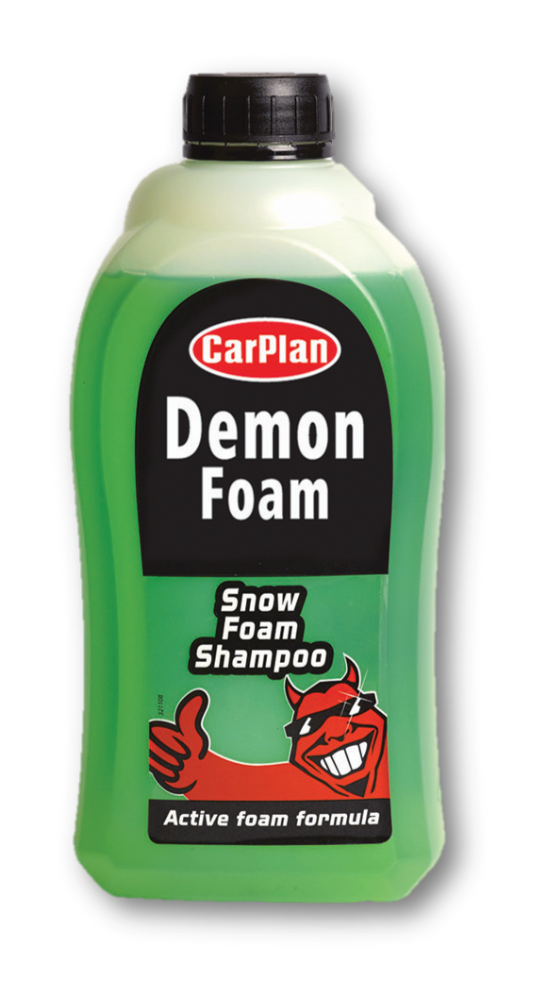 Demon Foam Shampoo (1L)